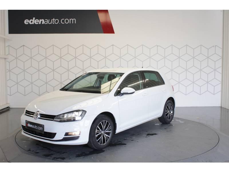 Volkswagen Golf 1.6 TDI 110 BlueMotion Technology FAP MATCH  occasion à TARBES
