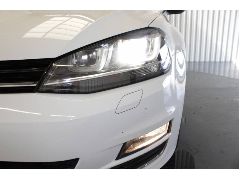 Volkswagen Golf 1.6 TDI 110 BlueMotion Technology FAP MATCH  occasion à TARBES - photo n°16