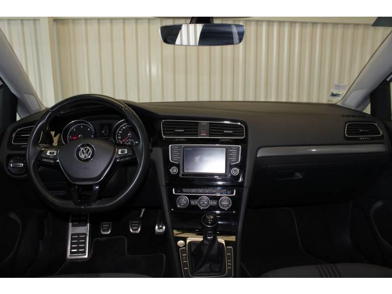 Volkswagen Golf 1.6 TDI 110 BlueMotion Technology FAP MATCH  occasion à TARBES - photo n°4