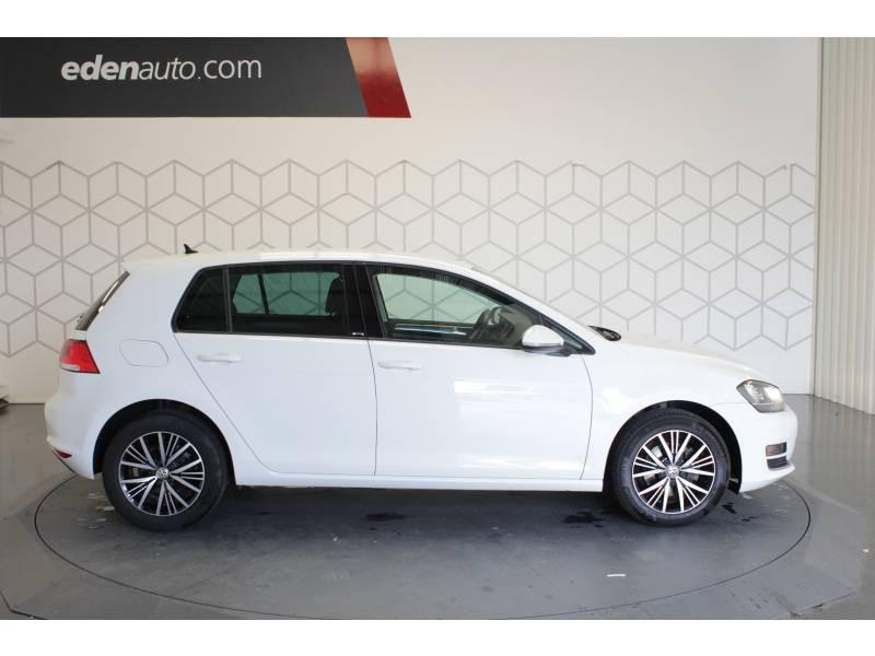 Volkswagen Golf 1.6 TDI 110 BlueMotion Technology FAP MATCH  occasion à TARBES - photo n°2