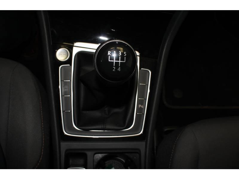 Volkswagen Golf 1.6 TDI 110 BlueMotion Technology FAP MATCH  occasion à TARBES - photo n°12
