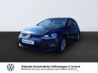 Volkswagen Golf 1.6 TDI 110ch BlueMotion FAP Trendline Business 5p Bleu à Lanester 56