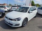 Volkswagen Golf 1.6 TDI 110ch BlueMotion Technology FAP Allstar 5p Blanc à Albi 81
