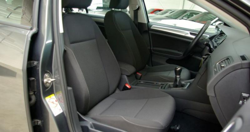 Volkswagen Golf 1.6 TDI 115 BVM5 Trendline Gris occasion à SAINT MAXIMUM - photo n°7
