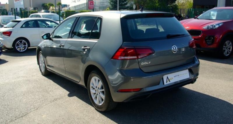 Volkswagen Golf 1.6 TDI 115 BVM5 Trendline Gris occasion à SAINT MAXIMUM - photo n°4