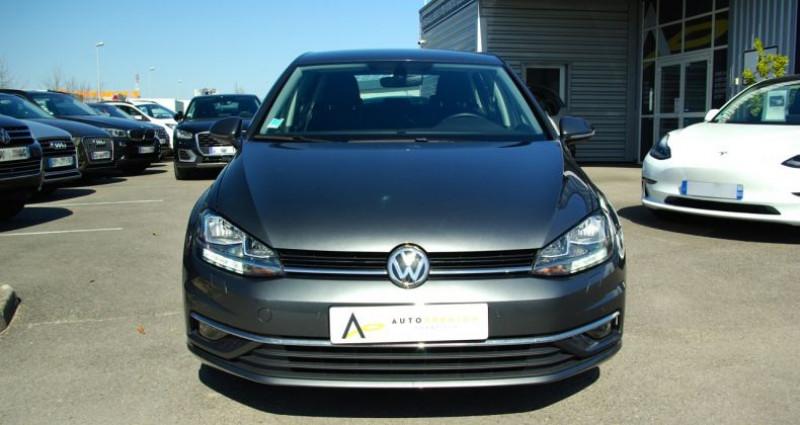 Volkswagen Golf 1.6 TDI 115 BVM5 Trendline Gris occasion à SAINT MAXIMUM - photo n°2