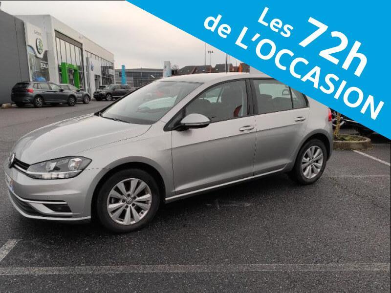Volkswagen Golf 1.6 TDI 115ch BlueMotion Technology FAP Confortline Business Gris occasion à Onet-le-Château