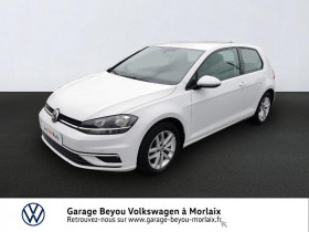 Volkswagen Golf occasion à Morlaix