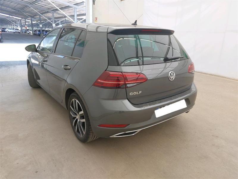 Volkswagen Golf 1.6 TDI 115ch FAP Carat DSG7 5p Gris occasion à SAINT-GREGOIRE - photo n°2