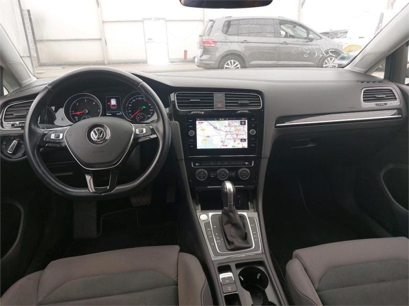 Volkswagen Golf 1.6 TDI 115ch FAP Carat DSG7 5p Gris occasion à SAINT-GREGOIRE - photo n°5