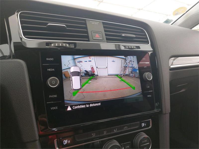 Volkswagen Golf 1.6 TDI 115ch FAP Carat DSG7 5p Gris occasion à SAINT-GREGOIRE - photo n°11
