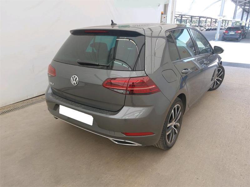 Volkswagen Golf 1.6 TDI 115ch FAP Carat DSG7 5p Gris occasion à SAINT-GREGOIRE - photo n°3