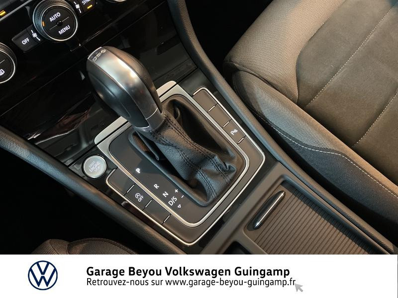 Volkswagen Golf 1.6 TDI 115ch FAP Carat DSG7 Euro6d-T 5p  occasion à Saint Agathon - photo n°10