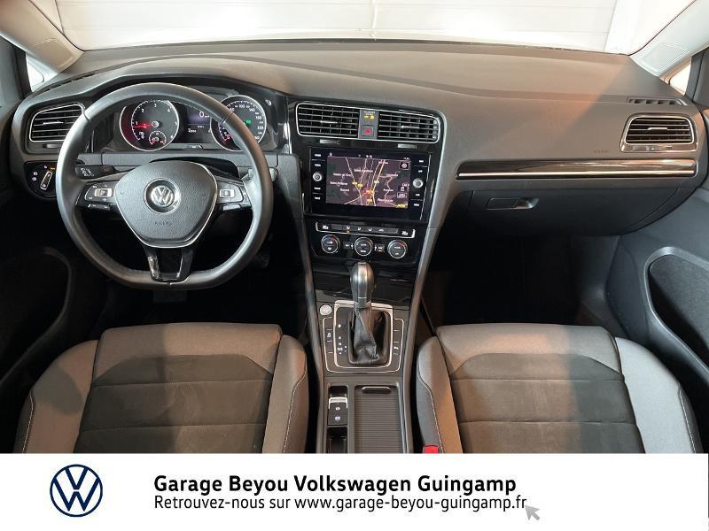 Volkswagen Golf 1.6 TDI 115ch FAP Carat DSG7 Euro6d-T 5p  occasion à Saint Agathon - photo n°6