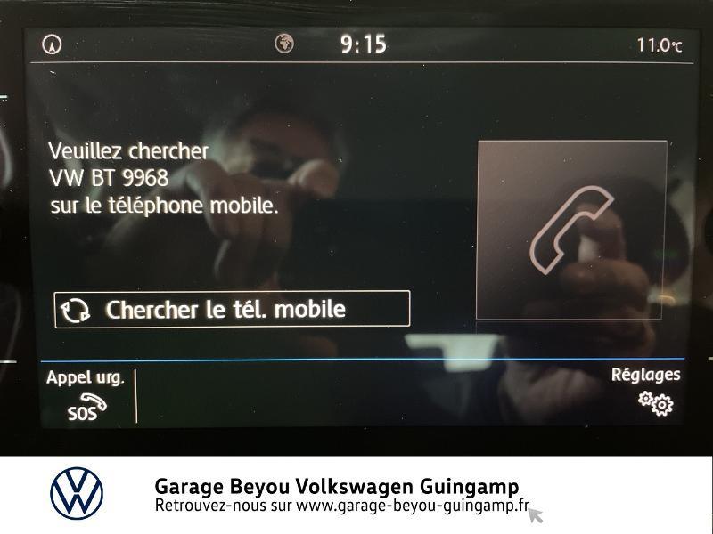 Volkswagen Golf 1.6 TDI 115ch FAP Carat DSG7 Euro6d-T 5p  occasion à Saint Agathon - photo n°20