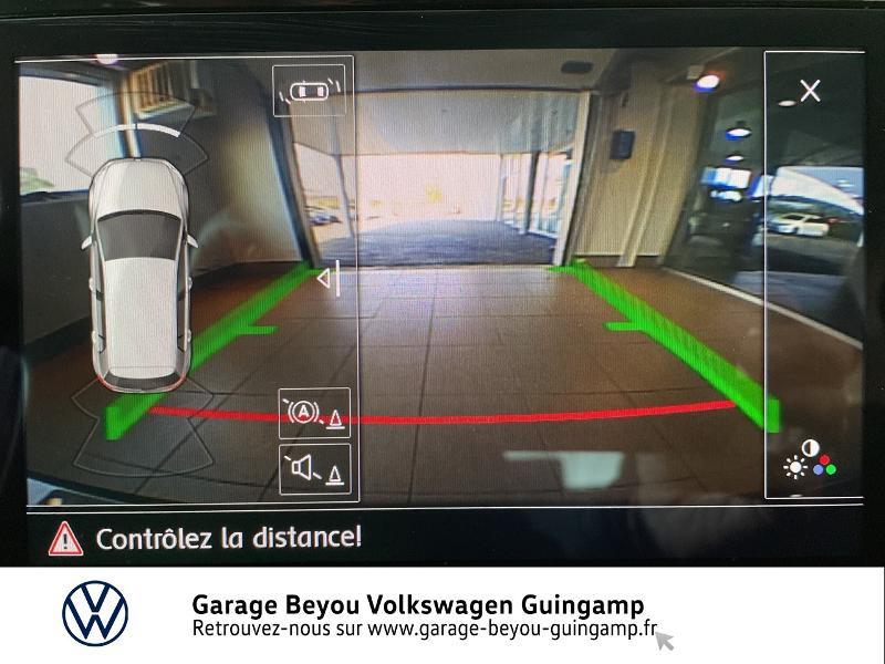 Volkswagen Golf 1.6 TDI 115ch FAP Carat DSG7 Euro6d-T 5p  occasion à Saint Agathon - photo n°17