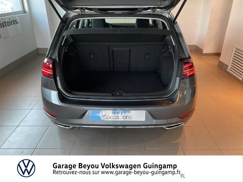 Volkswagen Golf 1.6 TDI 115ch FAP Carat DSG7 Euro6d-T 5p  occasion à Saint Agathon - photo n°12