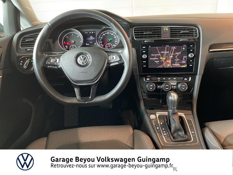 Volkswagen Golf 1.6 TDI 115ch FAP Carat DSG7 Euro6d-T 5p  occasion à Saint Agathon - photo n°7