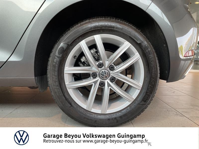 Volkswagen Golf 1.6 TDI 115ch FAP Carat DSG7 Euro6d-T 5p  occasion à Saint Agathon - photo n°16