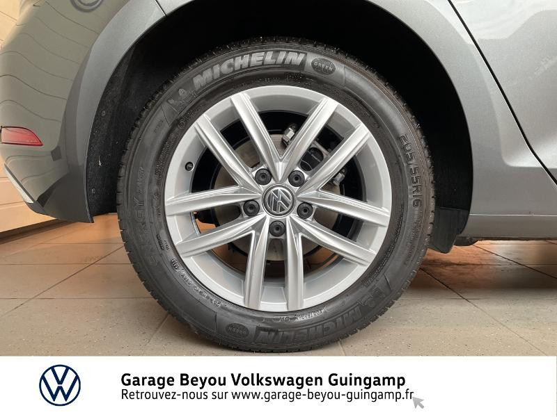 Volkswagen Golf 1.6 TDI 115ch FAP Carat DSG7 Euro6d-T 5p  occasion à Saint Agathon - photo n°14
