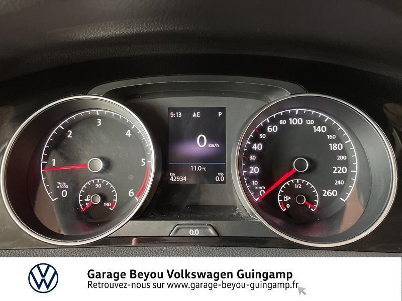 Volkswagen Golf 1.6 TDI 115ch FAP Carat DSG7 Euro6d-T 5p  occasion à Saint Agathon - photo n°9