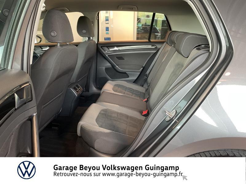 Volkswagen Golf 1.6 TDI 115ch FAP Carat DSG7 Euro6d-T 5p  occasion à Saint Agathon - photo n°11