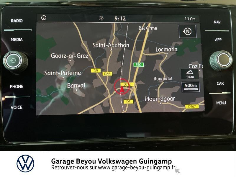 Volkswagen Golf 1.6 TDI 115ch FAP Carat DSG7 Euro6d-T 5p  occasion à Saint Agathon - photo n°8
