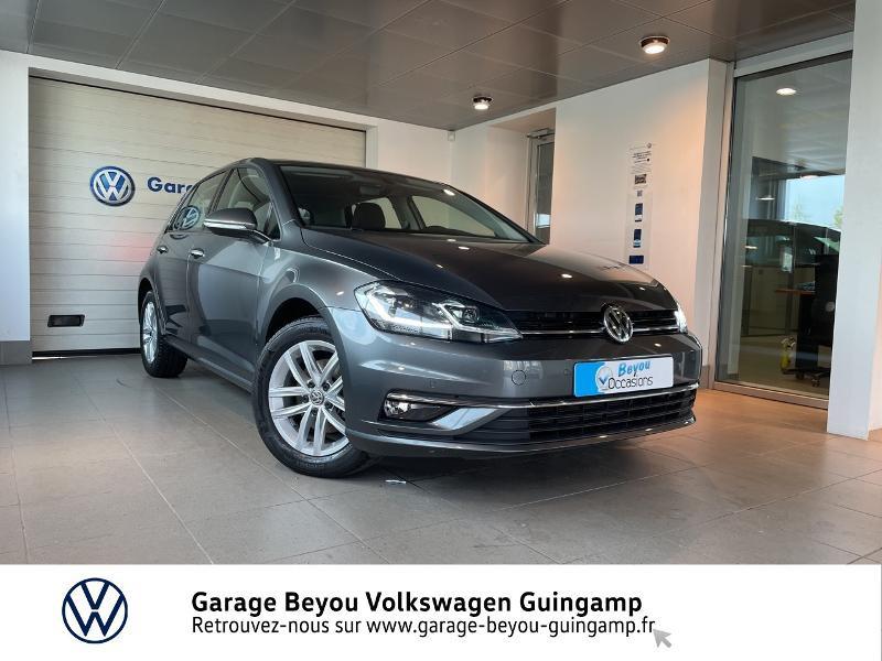 Volkswagen Golf 1.6 TDI 115ch FAP Carat DSG7 Euro6d-T 5p  occasion à Saint Agathon