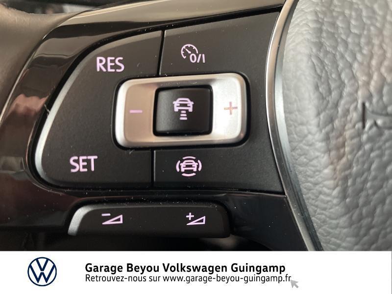 Volkswagen Golf 1.6 TDI 115ch FAP Carat DSG7 Euro6d-T 5p  occasion à Saint Agathon - photo n°19