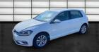 Volkswagen Golf 1.6 TDI 115ch FAP Confortline 5p Blanc à La Rochelle 17