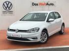 Volkswagen Golf 1.6 TDI 115ch FAP Confortline Business Euro6d-T 5p Blanc à LESCAR 64