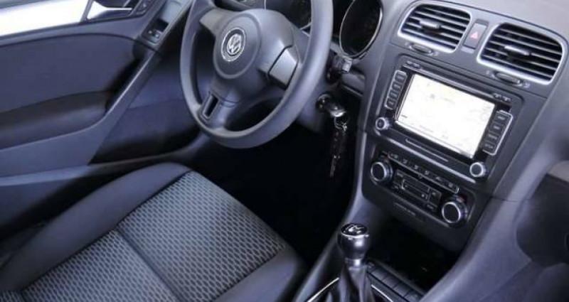 Volkswagen Golf 1.6 TDI 1O5CV CLIMATISATION GRAND GPS GARANTIE 1AN Bleu occasion à Sombreffe - photo n°7