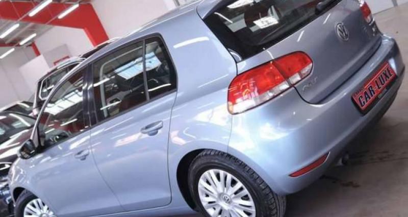 Volkswagen Golf 1.6 TDI 1O5CV CLIMATISATION GRAND GPS GARANTIE 1AN Bleu occasion à Sombreffe - photo n°2