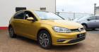 Volkswagen Golf 110ch BlueMotion Technology Sound Jaune à COIGNIERES 78