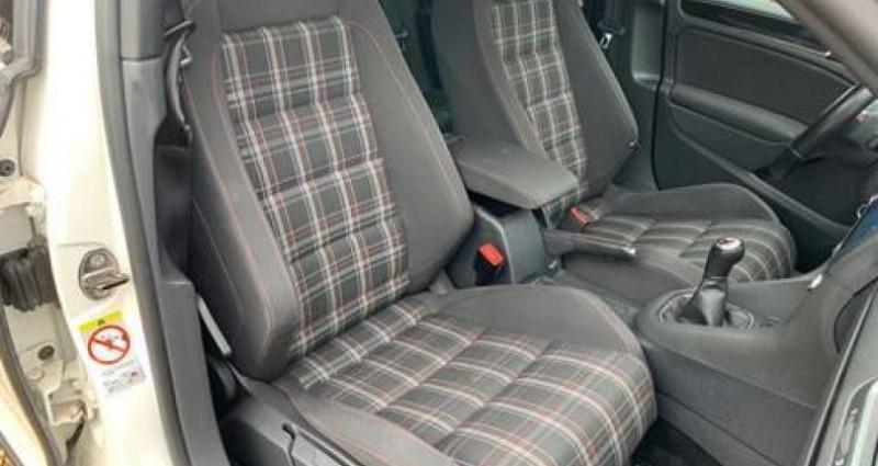 Volkswagen Golf 2.0 GTI 210PK TSI,LED XENON golf7,UNIEK Noir occasion à Kuurne - photo n°4
