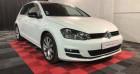 Volkswagen Golf 2.0 TDI 150 BlueMotion Carat Blanc à MONTPELLIER 34