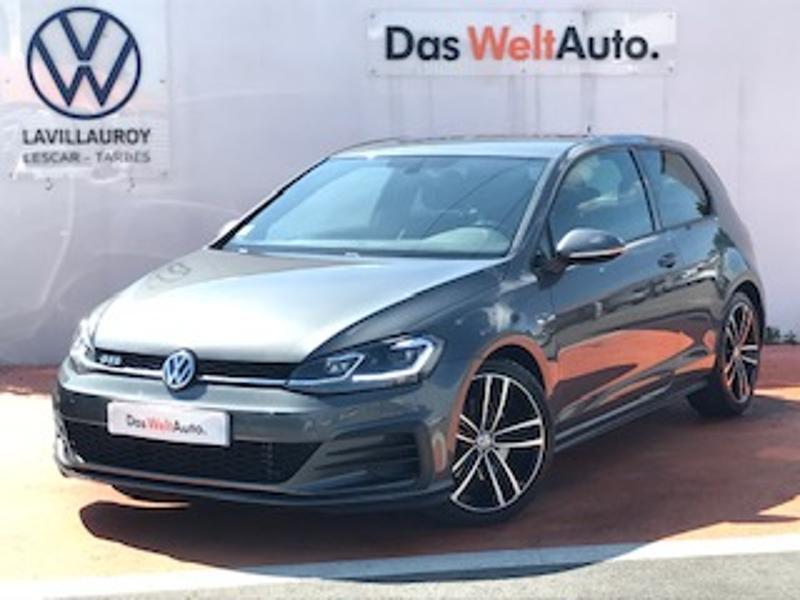 Volkswagen Golf 2.0 TDI 184ch FAP GTD DSG7 3p Gris occasion à LESCAR