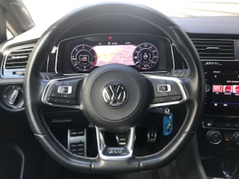 Volkswagen Golf 2.0 TDI 184ch FAP GTD DSG7 3p Gris occasion à LESCAR - photo n°6