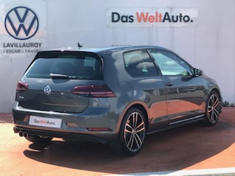 Volkswagen Golf 2.0 TDI 184ch FAP GTD DSG7 3p Gris occasion à LESCAR - photo n°3