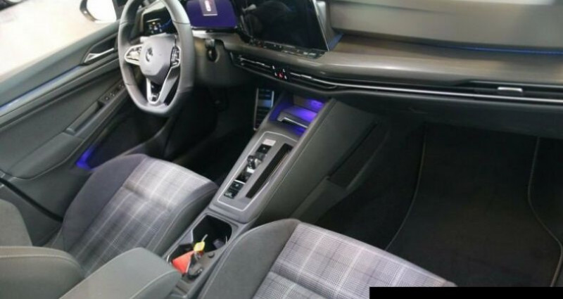 Volkswagen Golf 2.0 TDI GTD 200 Gris occasion à Montévrain - photo n°4