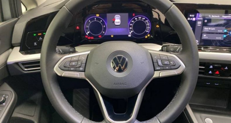 Volkswagen Golf 2.0 TDI SCR 115 BVM6 Life BUSINESS 1st Gris occasion à AHUY - photo n°5