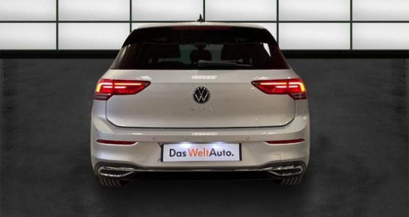 Volkswagen Golf 2.0 TDI SCR 115ch Active DSG7 Argent occasion à La Rochelle - photo n°4