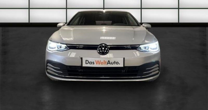 Volkswagen Golf 2.0 TDI SCR 115ch Active DSG7 Argent occasion à La Rochelle - photo n°2