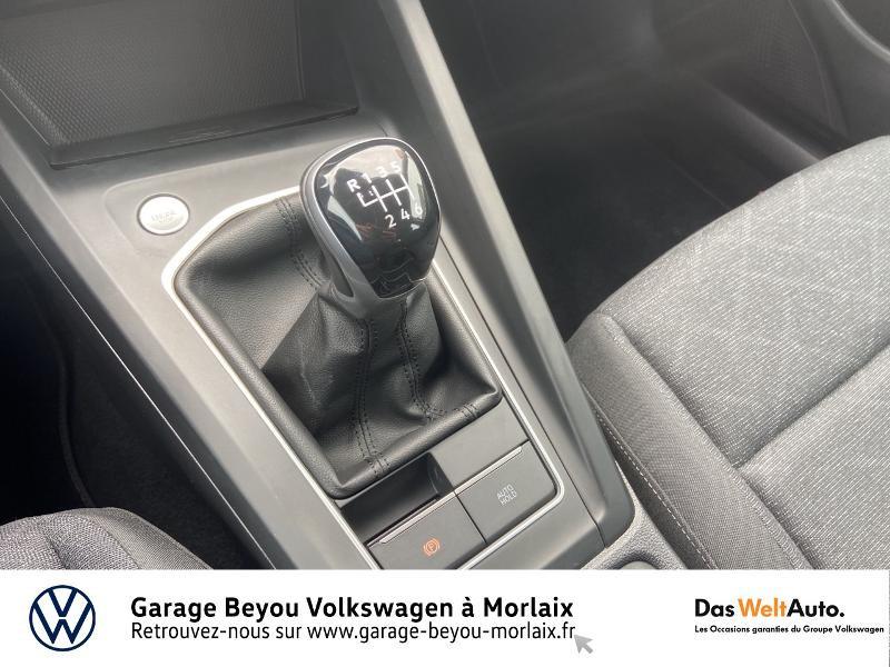 Volkswagen Golf 2.0 TDI SCR 115ch Life 1st Noir occasion à Morlaix - photo n°10
