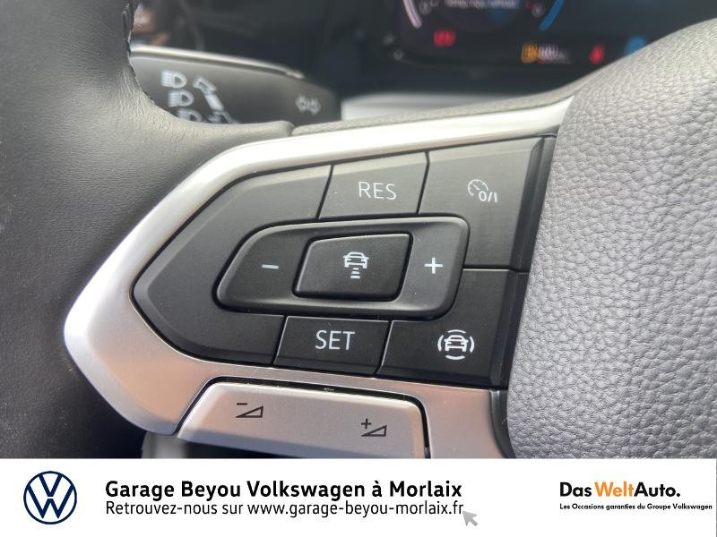 Volkswagen Golf 2.0 TDI SCR 115ch Life 1st Noir occasion à Morlaix - photo n°18