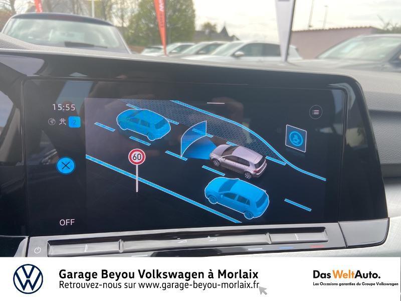 Volkswagen Golf 2.0 TDI SCR 115ch Life 1st Noir occasion à Morlaix - photo n°20