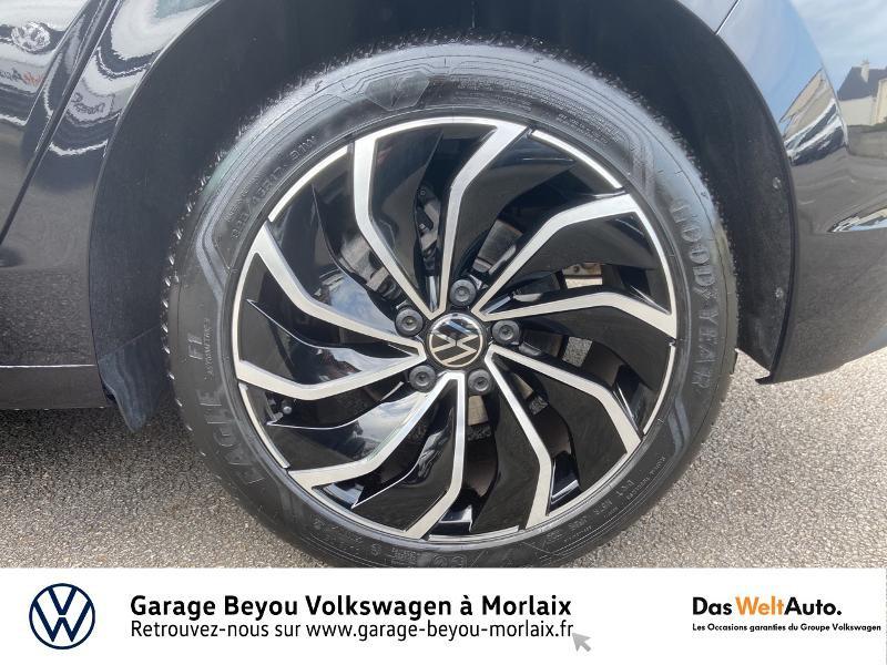 Volkswagen Golf 2.0 TDI SCR 115ch Life 1st Noir occasion à Morlaix - photo n°14
