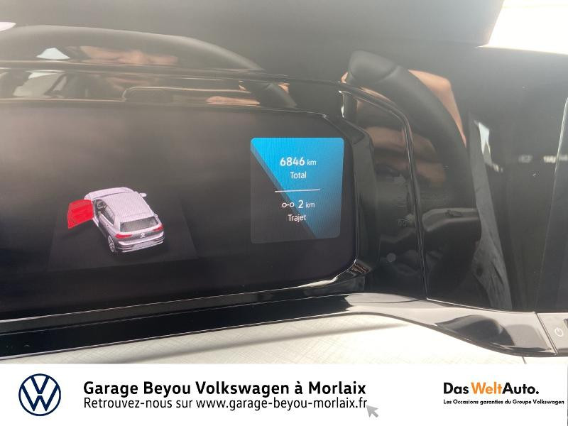 Volkswagen Golf 2.0 TDI SCR 115ch Life 1st Noir occasion à Morlaix - photo n°9