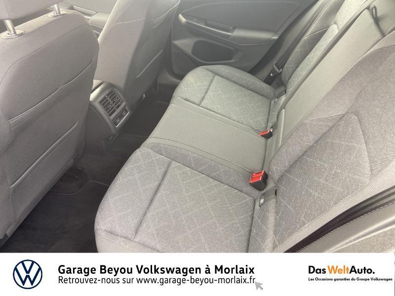 Volkswagen Golf 2.0 TDI SCR 115ch Life 1st Noir occasion à Morlaix - photo n°11