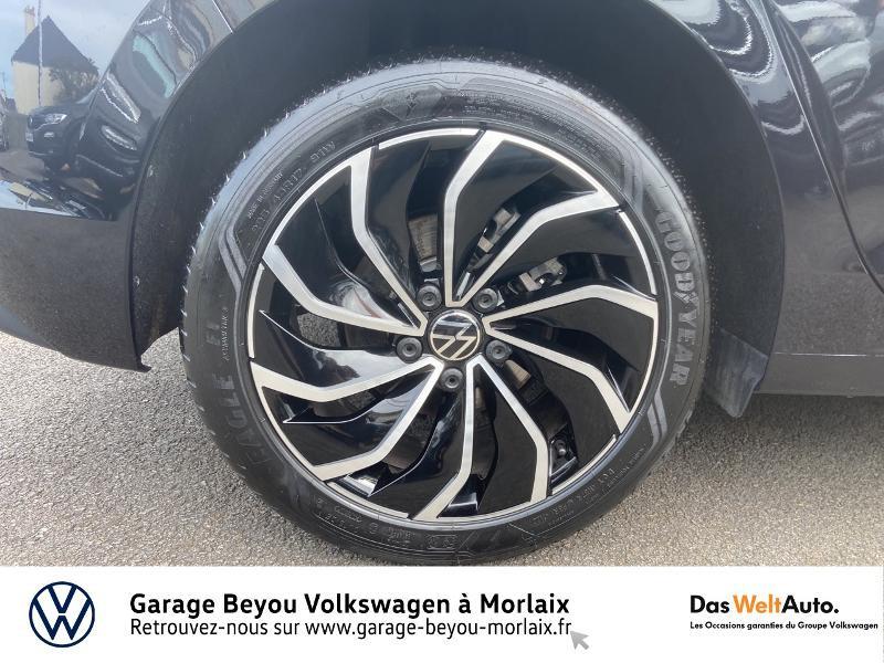 Volkswagen Golf 2.0 TDI SCR 115ch Life 1st Noir occasion à Morlaix - photo n°15